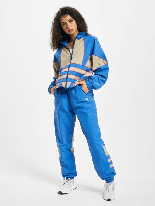 adidas Originals Lightweight Jacket Big Trefoil blue