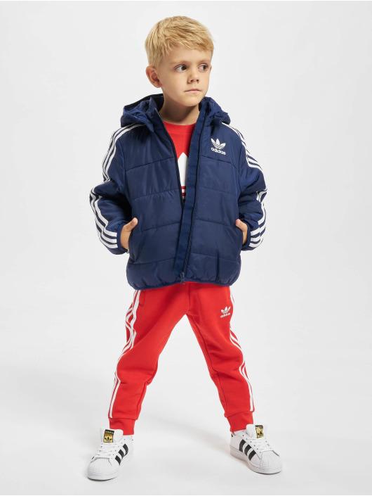 adidas Originals Lightweight Jacket Padded Transition blue