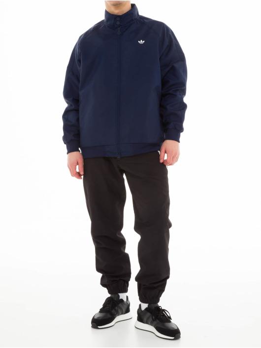 adidas Originals Lightweight Jacket Harrington indigo