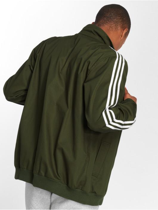 adidas originals Lightweight Jacket Co Wvn Tt Transition olive