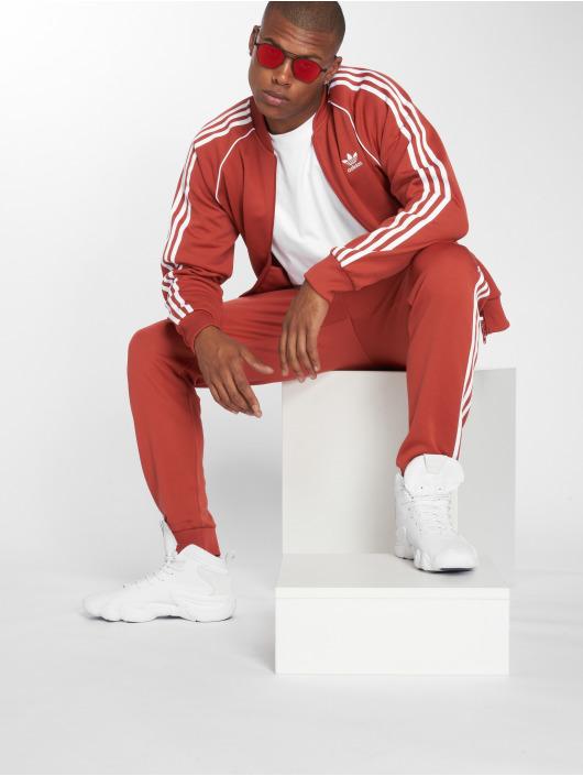 adidas originals Lightweight Jacket Sst Tt orange
