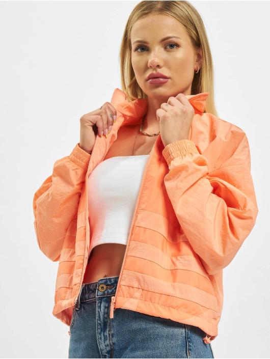 adidas Originals Lightweight Jacket LRG Logo orange