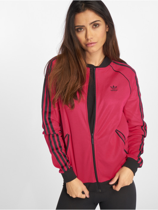 adidas originals Lightweight Jacket LF Track pink
