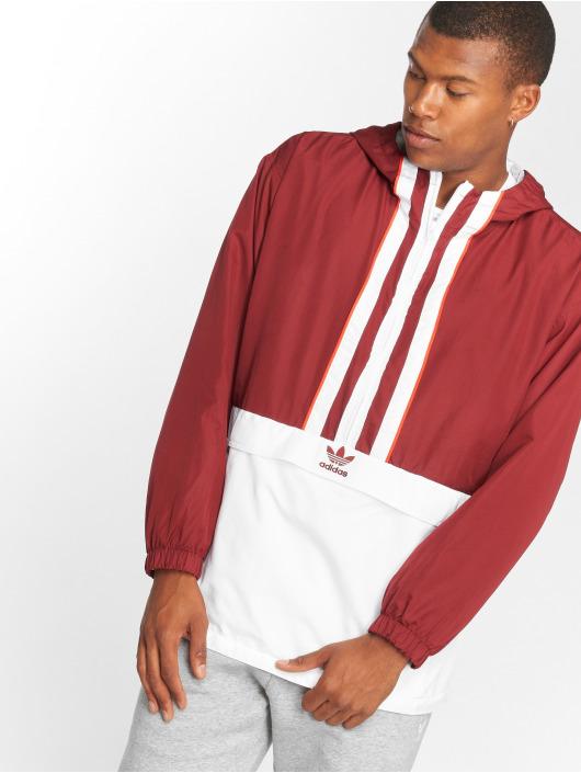 adidas originals Lightweight Jacket Auth Anorak Transition red