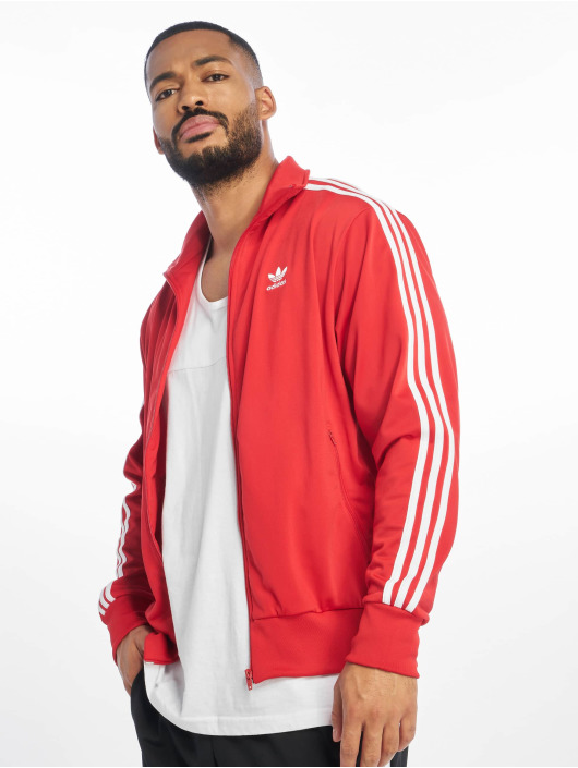 adidas Originals Lightweight Jacket Firebird red