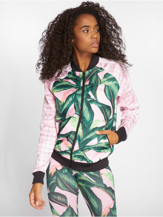 adidas originals Lightweight Jacket Sst Tt Tropical Transition rose
