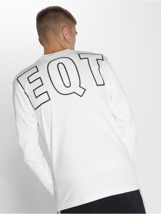 adidas originals Longsleeve Eqt L/s Gr Tee weiß