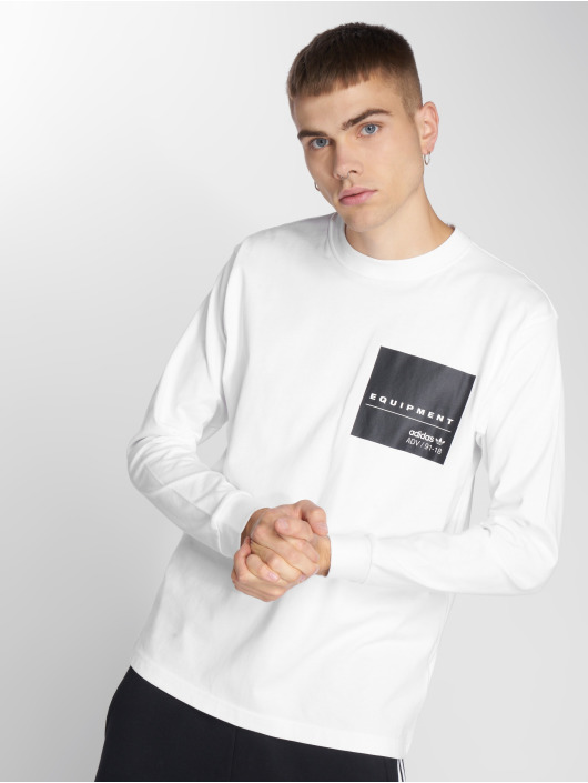 adidas originals Longsleeve Eqt L/s Gr Tee white