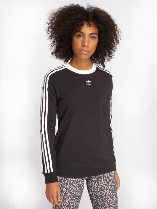 adidas originals Longsleeves originals 3 Stripes czarny
