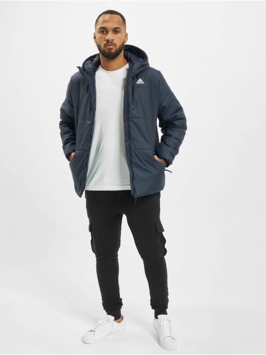 adidas Originals Manteau hiver BSC Insulated bleu