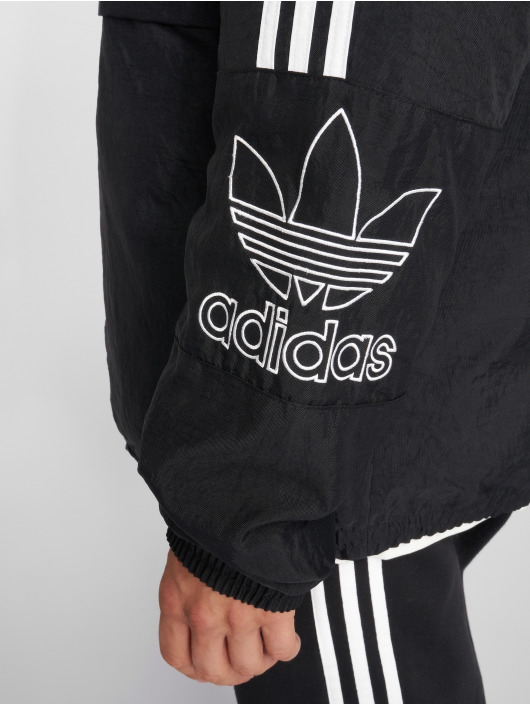 Lg Noir 499907 Originals Tref Adidas Manteau Homme Hiver Outline 43ASjcq5RL
