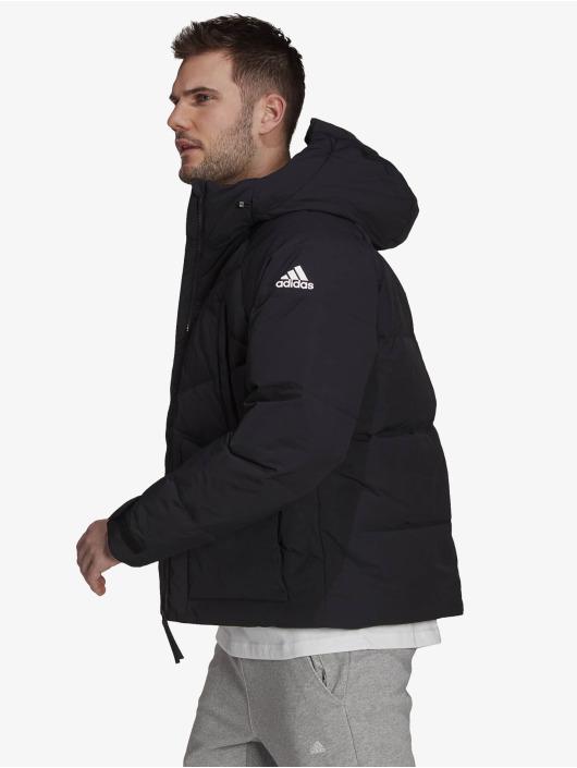 adidas Originals Manteau hiver Big Baffle noir