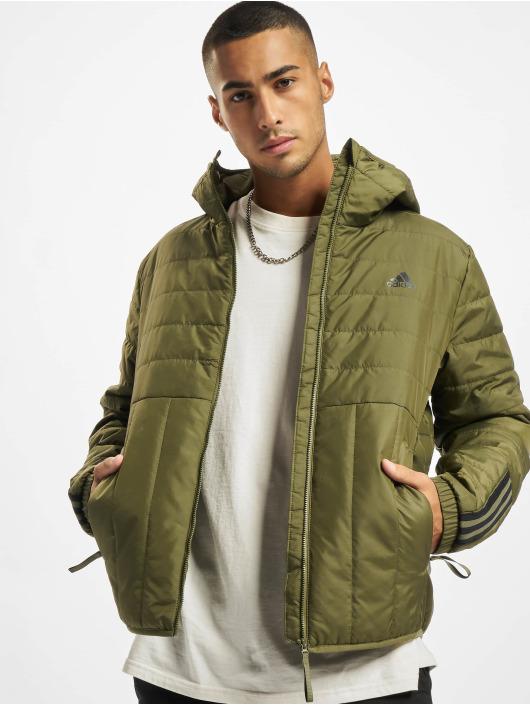 adidas Originals Manteau hiver Itavic L HO vert