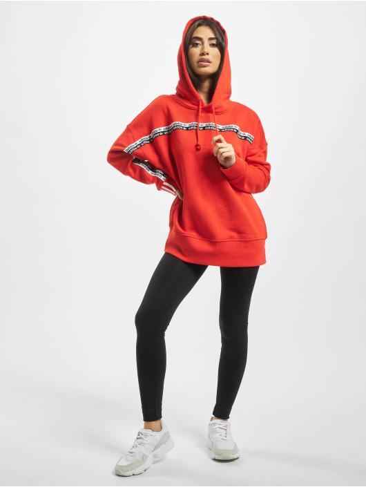 adidas Originals Mikiny Logo èervená