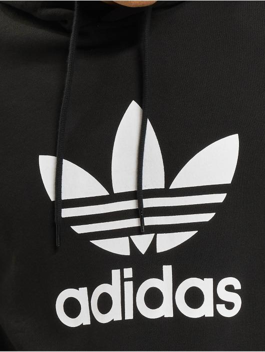 adidas Originals Mikiny Trefoil èierna