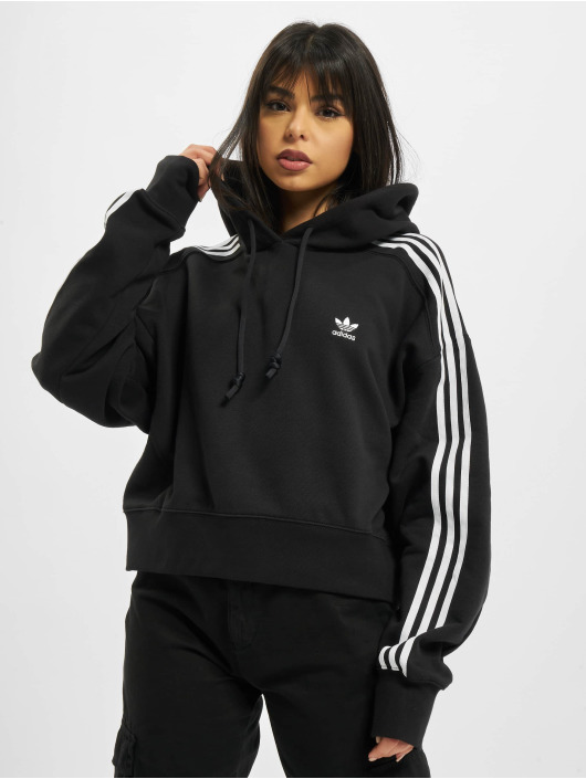 adidas Originals Mikiny Originals èierna