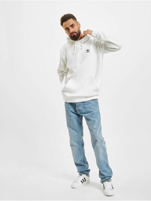 adidas Originals Mikiny Essential biela