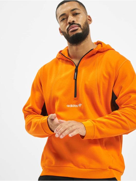 adidas Originals Mikiny ADV Field oranžová