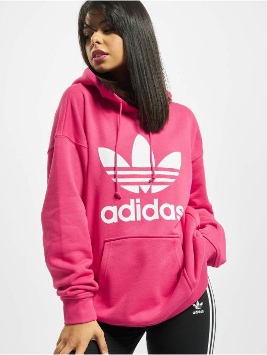 adidas Originals Mikiny Trefoil pink