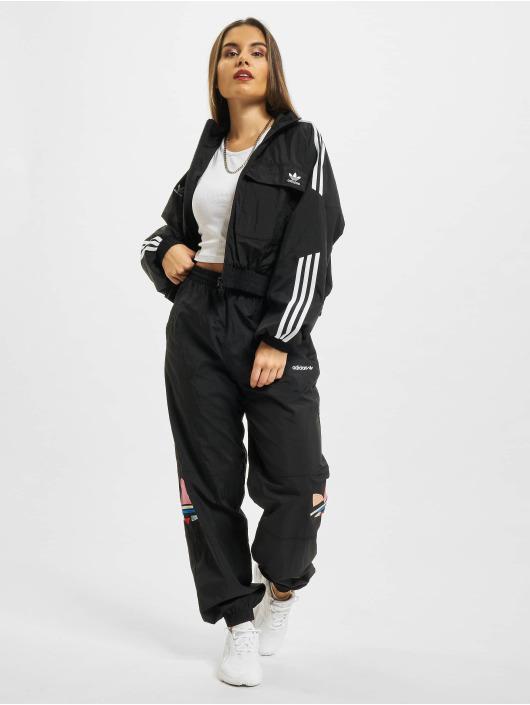 adidas Originals Övergångsjackor Disrupted Icon svart