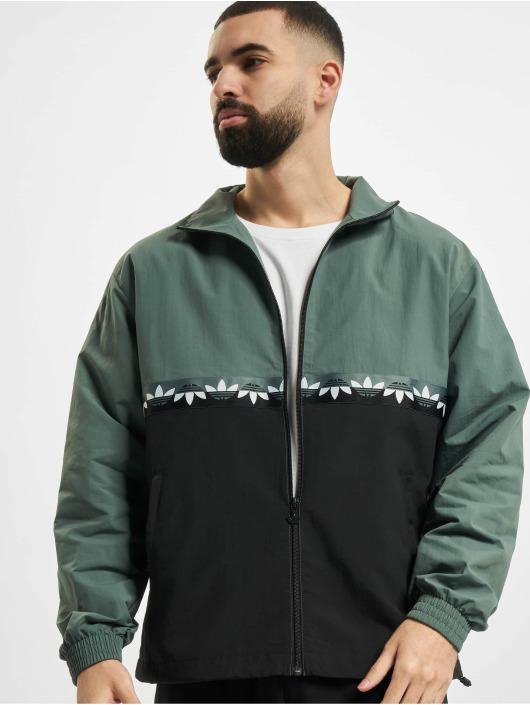 adidas Originals Overgangsjakker Slice Trefoil sort