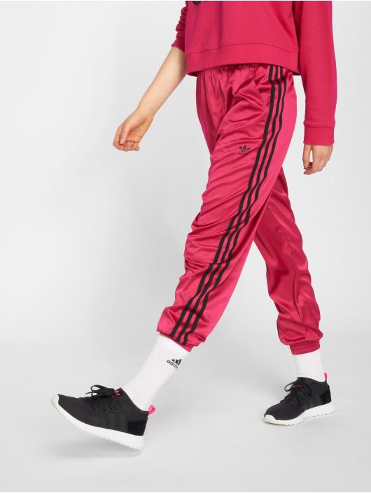 adidas originals Pantalón deportivo LF Track fucsia