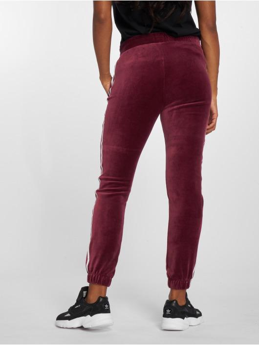 adidas originals Pantalón deportivo Regular Tp Cuf rojo