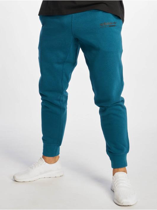 adidas originals Pantalone ginnico Kaval blu