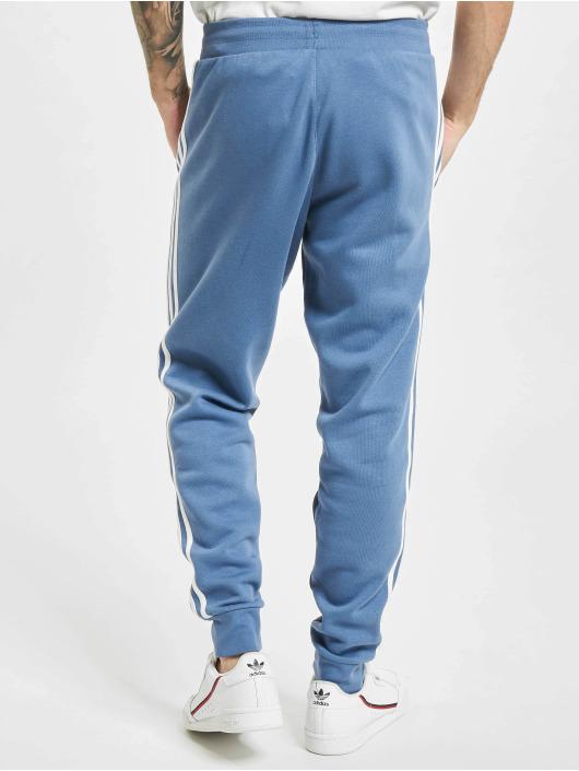 adidas Originals Pantalone ginnico 3-Stripes blu