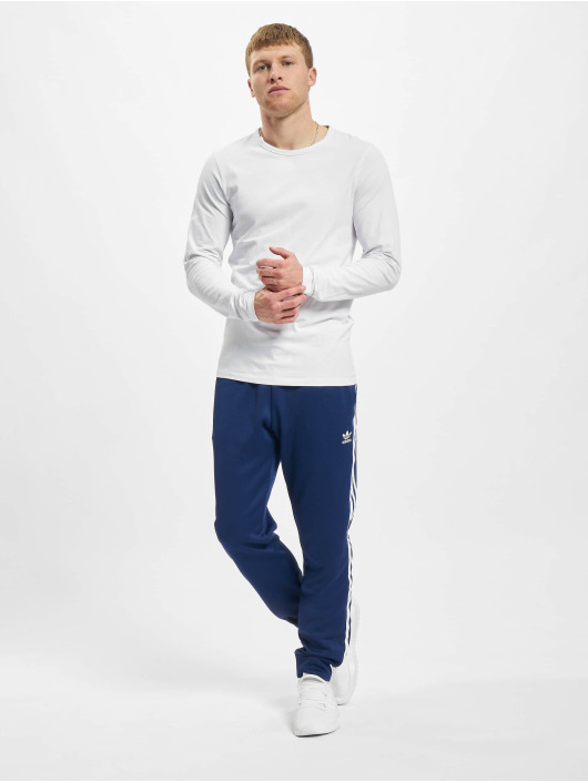 adidas Originals Pantalone ginnico SST blu