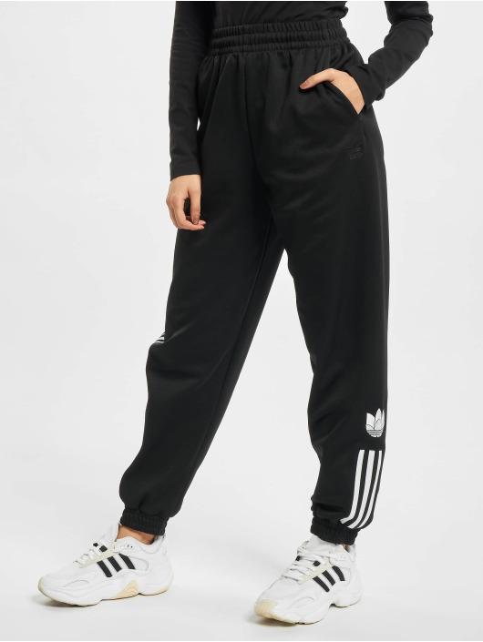 adidas Originals Pantalone ginnico Track nero