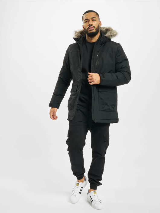 adidas Originals Parka Xploric black