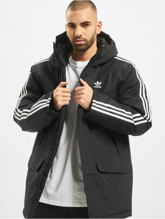 Adidas Originals Padded Parka Black