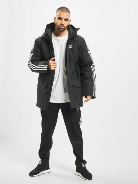 adidas Originals Parka Padded zwart