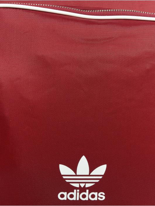 adidas originals Plecaki Bp Cl Adicolor czerwony