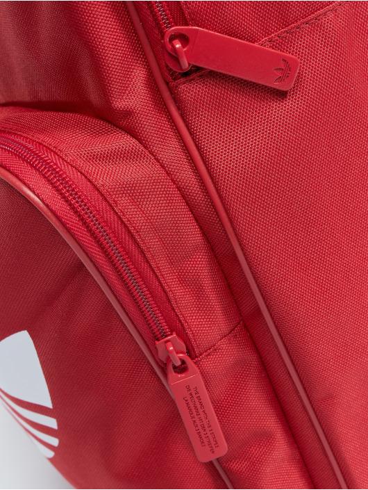 adidas originals Plecaki Bp Clas Trefoil czerwony