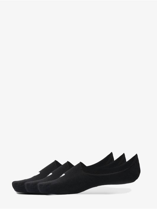 adidas Originals Ponožky No Show 3P èierna