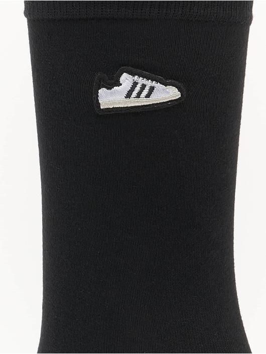 adidas Originals Ponožky Super èierna