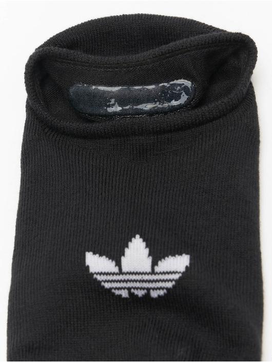adidas Originals Ponožky Low Cut 3 Pack Mix èierna