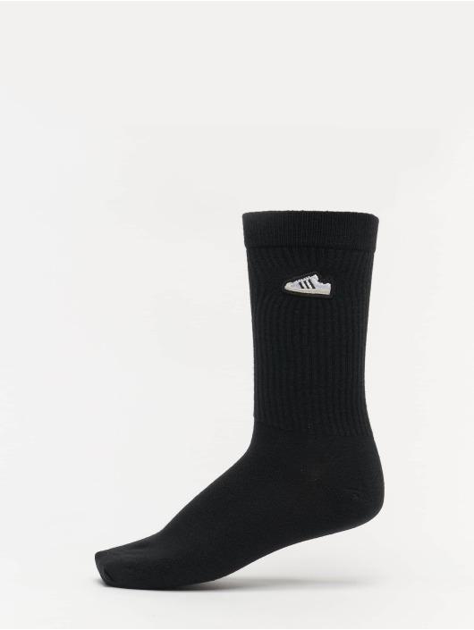 adidas Originals Ponožky 1PP Super èierna