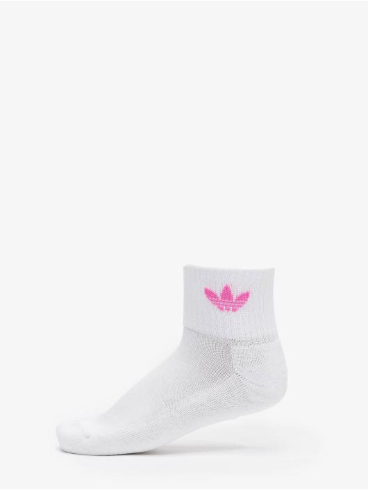 adidas Originals Ponožky Mid bílý
