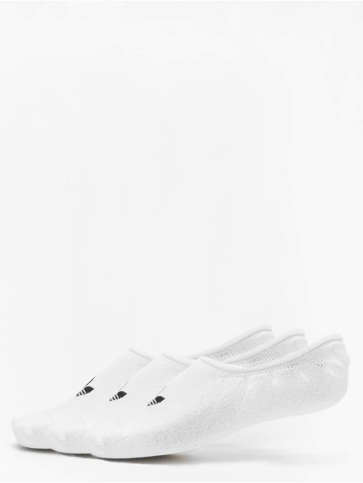adidas Originals Ponožky Low Cut 3 Pack biela