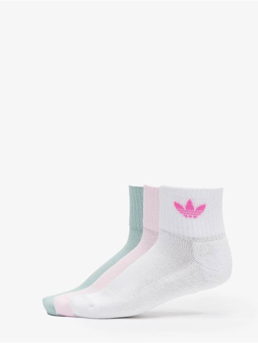 adidas Originals Ponožky Mid biela