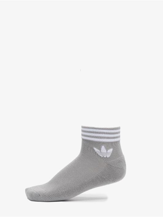 adidas Originals Ponožky Trefoil biela