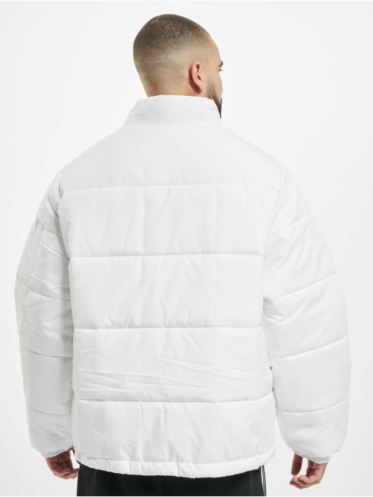 adidas Originals Prešívané bundy Padded biela