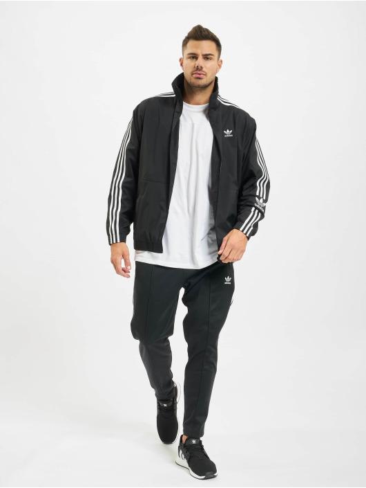 adidas Originals Prechodné vetrovky Lock Up èierna