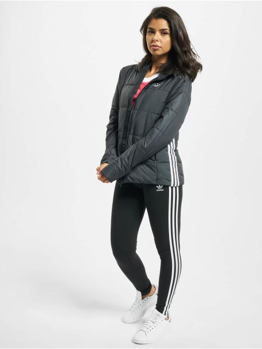 adidas Originals Prechodné vetrovky Originals èierna