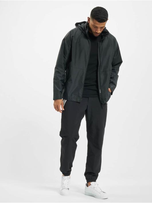 adidas Originals Prechodné vetrovky Urban èierna