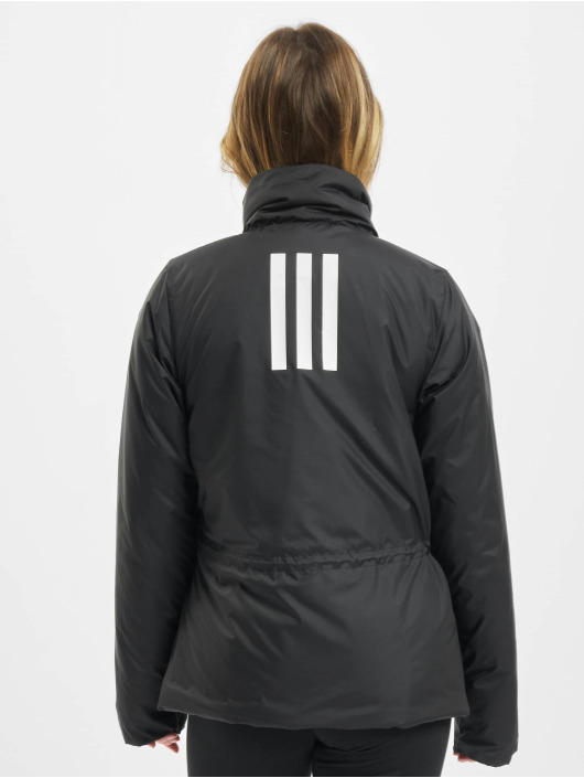 adidas Originals Prechodné vetrovky BSC Ins èierna