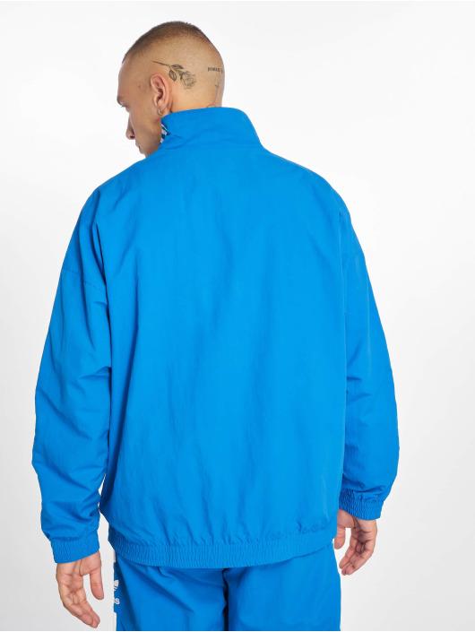 adidas Originals Prechodné vetrovky Woven modrá